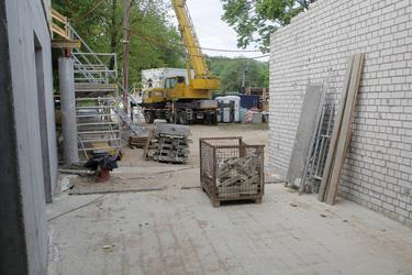 Statybų eiga 2019-05-10 | R.Achmedov